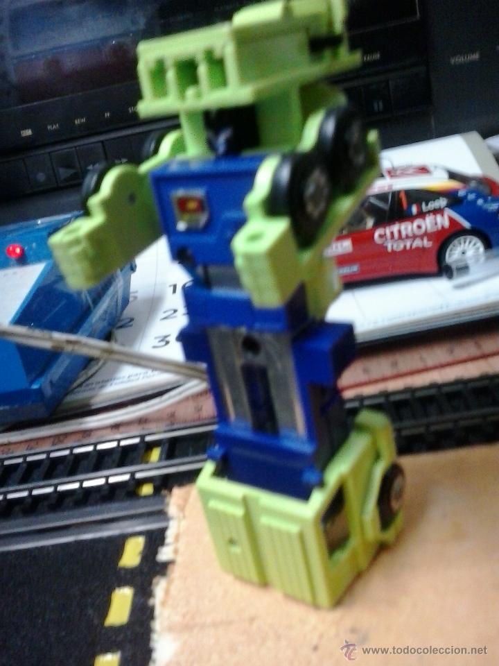 Figuras y Muñecos Transformers: -TRANSFORMERS -MIXMASTER-HASBRO 1984 TAKARA JAPON -RARO Y UNICO - Foto 3 - 43991212