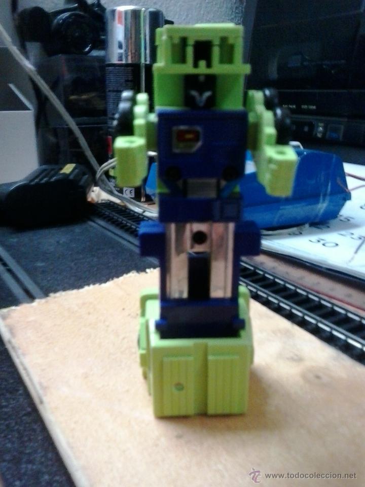 Figuras y Muñecos Transformers: -TRANSFORMERS -MIXMASTER-HASBRO 1984 TAKARA JAPON -RARO Y UNICO - Foto 4 - 43991212