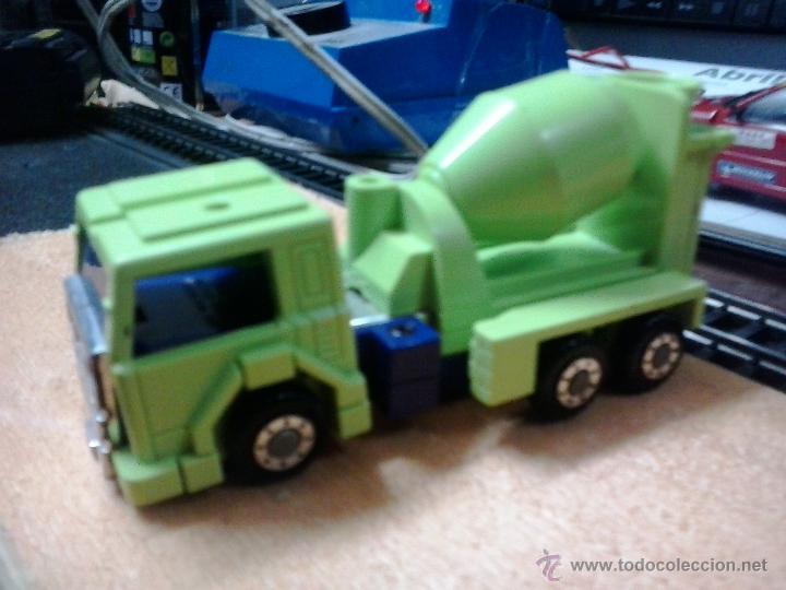 Figuras y Muñecos Transformers: -TRANSFORMERS -MIXMASTER-HASBRO 1984 TAKARA JAPON -RARO Y UNICO - Foto 5 - 43991212