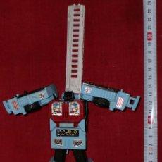 Figuras y Muñecos Transformers: TRANSFORMERS COCHE DE BOMBERO DECEPTICONS AÑOS 80. Lote 44735411