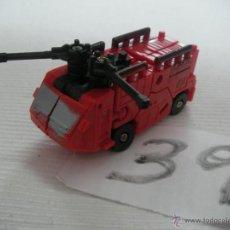 Figuras y Muñecos Transformers: CAMION DE BOMBERO TRANSFORMERS - ENVIO GRATIS A ESPAÑA . Lote 44940778