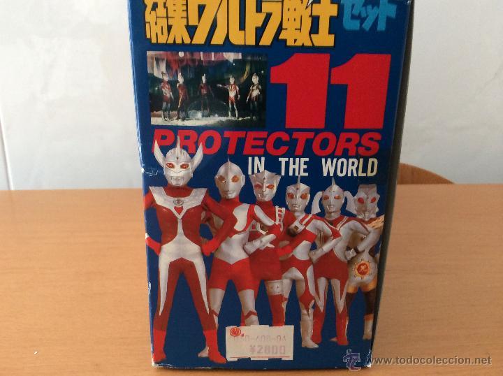 Figuras y Muñecos Transformers: ULTRAMAN KING OF HERO 11 PROTECTORS BANDAI - Foto 8 - 45164360
