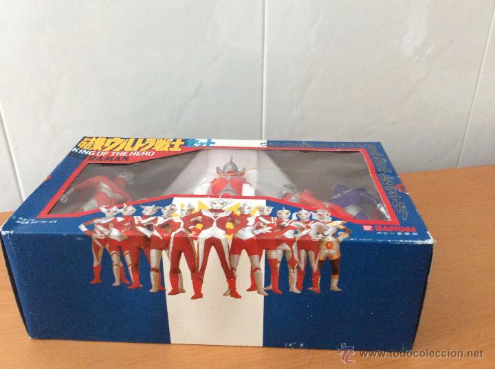 Figuras y Muñecos Transformers: ULTRAMAN KING OF HERO 11 PROTECTORS BANDAI - Foto 9 - 45164360