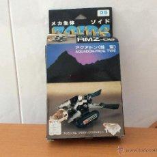 Figuras y Muñecos Transformers: ZOIDS AQUADOM-FROG TYPE TOMY. Lote 45165022
