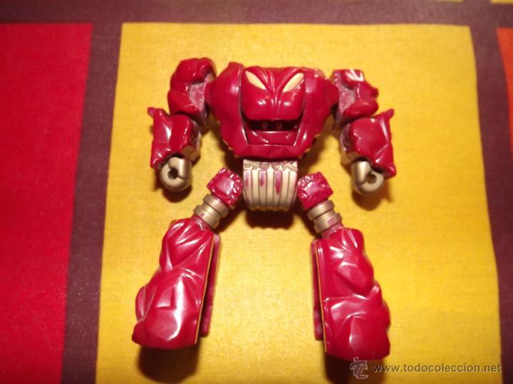 Figuras y Muñecos Transformers: RARO JUGUETE TRANSFORMERS BANDAI - Foto 4 - 45248003