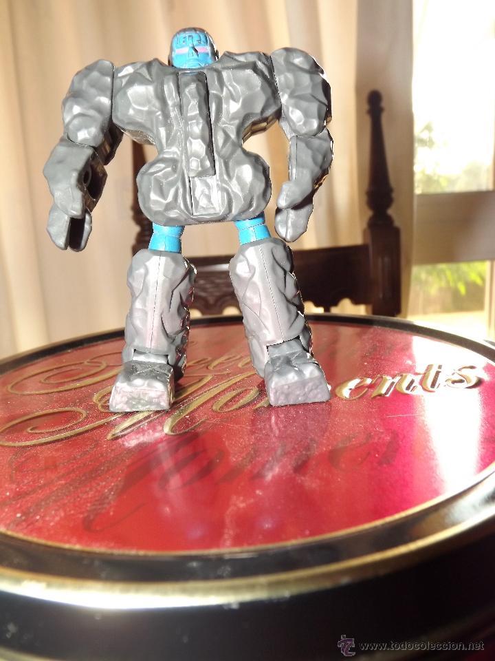 Figuras y Muñecos Transformers: RARO JUGUETE TRANSFORMERS BANDAI - Foto 6 - 45248176