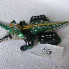 Figuras y Muñecos Transformers: COCODRILO TRANSFORMERS TAMAÑO MEDIO. Lote 45829414