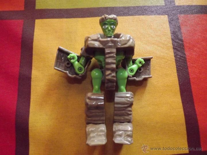 Figuras y Muñecos Transformers: RARO JUGUETE TRANSFORMERS - Foto 2 - 46954843