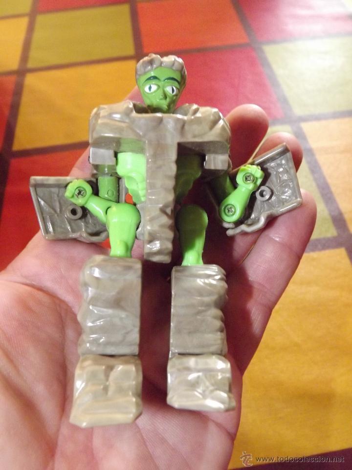 Figuras y Muñecos Transformers: RARO JUGUETE TRANSFORMERS - Foto 6 - 46954843
