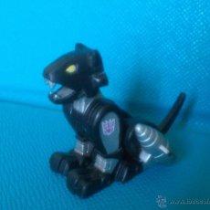 Figuras y Muñecos Transformers: FIGURA TRANSFORMER TRANSFORMERS ROBOT HEROES RAVAGE HASBRO.. Lote 48516209