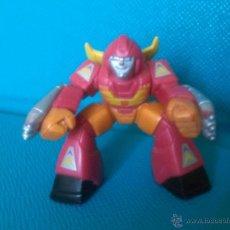 Figuras y Muñecos Transformers: FIGURA TRANSFORMER TRANSFORMERS ROBOT HEROES HOT ROD HASBRO.. Lote 48516239