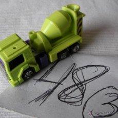 Figuras y Muñecos Transformers: ANTIGUO CAMION HORMINERA TRANSFORMERS. Lote 48699581
