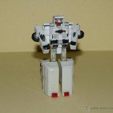 Figuras y Muñecos Transformers: GO-BOTS GOBOT GO-BOT - REST-Q (MR-15) FURGÓN AMBULANCIA (1984). Lote 49260549