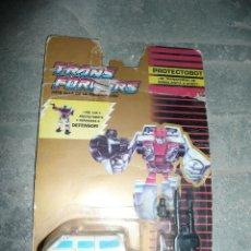 Figuras y Muñecos Transformers: TRANSFORMERS AUTOBLOT EN BLISTER ORIGINAL. Lote 49650513