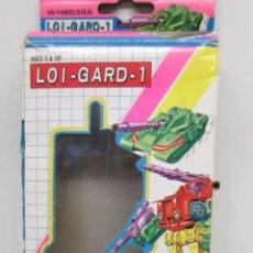 Figuras y Muñecos Transformers: ROBOT TRANSFORMERS LOI GUARD 1 - SURVIVAL MONSTER - AÑOS 80. Lote 51114285