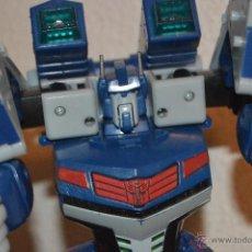 Figuras y Muñecos Transformers: MUÑECO FIGURA TRANSFORMERS ANIMATED ULTRA MAGNUS PFS. Lote 51164718