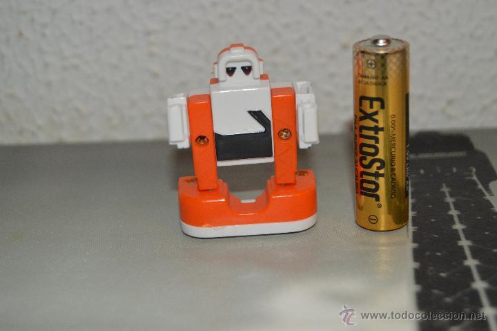 Figuras y Muñecos Transformers: letras transformable en robot robots transformers letra Q - Foto 3 - 51171465