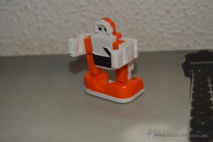 Figuras y Muñecos Transformers: letras transformable en robot robots transformers letra Q - Foto 4 - 51171465