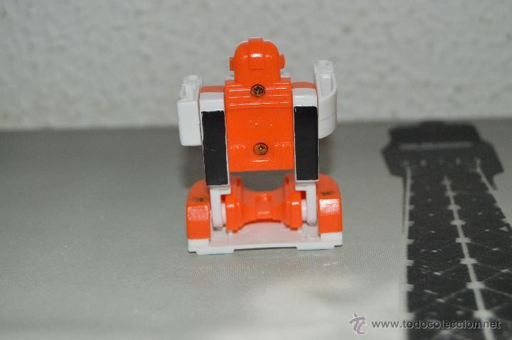 Figuras y Muñecos Transformers: letras transformable en robot robots transformers letra Q - Foto 5 - 51171465
