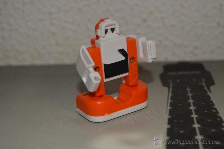 Figuras y Muñecos Transformers: letras transformable en robot robots transformers letra Q - Foto 6 - 51171465
