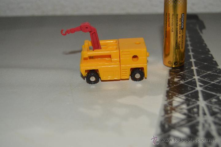 Figuras y Muñecos Transformers: PEQUEÑO robot robots transformers GRUA - Foto 2 - 51171538