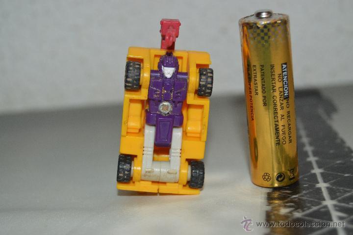 Figuras y Muñecos Transformers: PEQUEÑO robot robots transformers GRUA - Foto 6 - 51171538