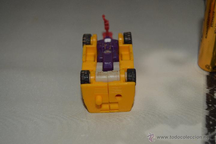 Figuras y Muñecos Transformers: PEQUEÑO robot robots transformers GRUA - Foto 7 - 51171538