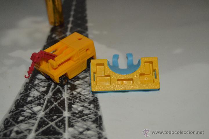 Figuras y Muñecos Transformers: PEQUEÑO robot robots transformers GRUA - Foto 9 - 51171538