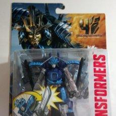 Figuras y Muñecos Transformers: TRANSFORMERS AUTOBOT DRIFT DECEPTICON OPTIMUS PRIME G1 MASTERPIECE TRANSFORMER. Lote 51351433