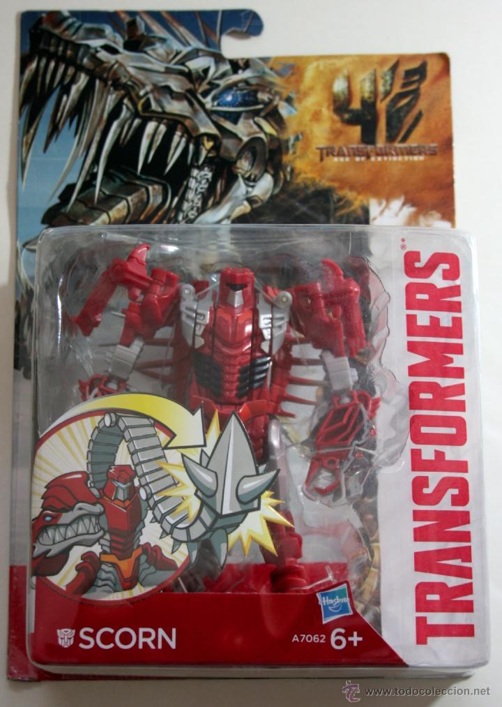 TRANSFORMERS SCORN DECEPTICON OPTIMUS PRIME G1 MASTERPIECE TRANSFORMER AUTOBOT (Juguetes - Figuras de Acción - Transformers)