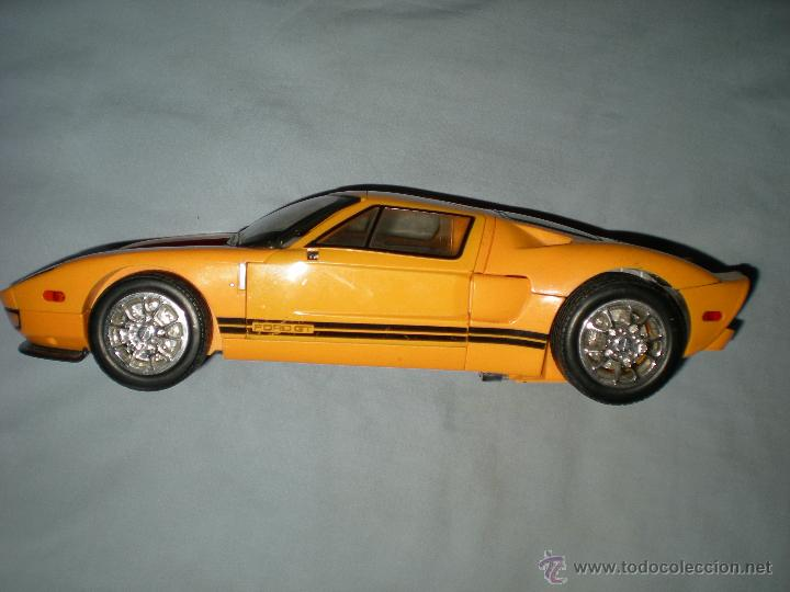 Figuras y Muñecos Transformers: coche grande BUMBLEBEE DE TRANSFORMERS PARA REPARAR O PIEZAS MIRA FOTOS - Foto 3 - 51460523