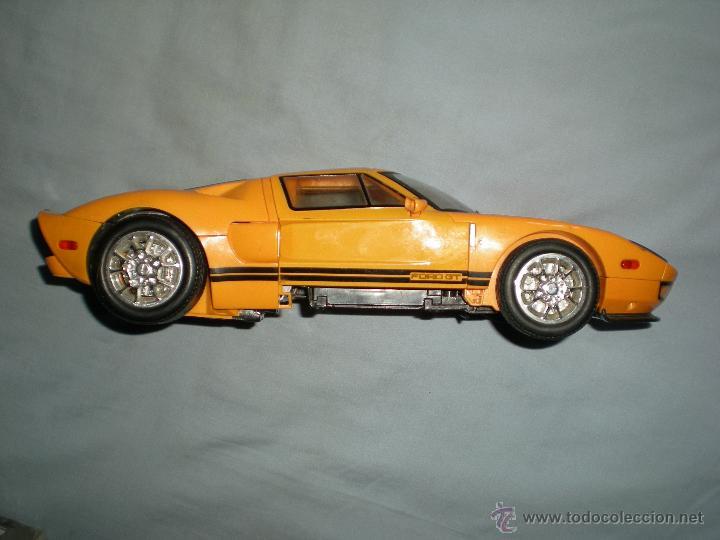 Figuras y Muñecos Transformers: coche grande BUMBLEBEE DE TRANSFORMERS PARA REPARAR O PIEZAS MIRA FOTOS - Foto 5 - 51460523