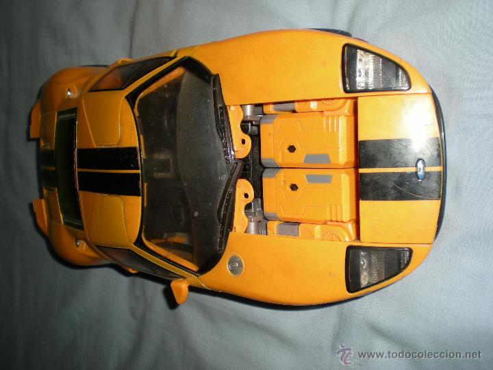 Figuras y Muñecos Transformers: coche grande BUMBLEBEE DE TRANSFORMERS PARA REPARAR O PIEZAS MIRA FOTOS - Foto 8 - 51460523