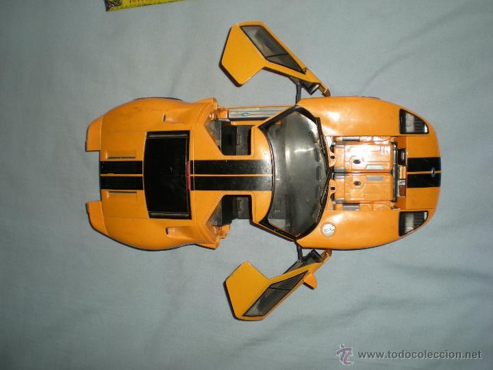 Figuras y Muñecos Transformers: coche grande BUMBLEBEE DE TRANSFORMERS PARA REPARAR O PIEZAS MIRA FOTOS - Foto 9 - 51460523
