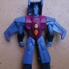 Figuras y Muñecos Transformers: FIGURA TRANSFORMERS HASBRO 2008 MCDONALDS STARSCREAM . Lote 51526292