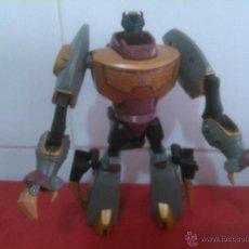 Figuras y Muñecos Transformers: TRANSFORMERS DINOBOT GRIMLOCK HASBRO 2007 INCOMPLETO. Lote 51816227