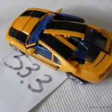 Figuras y Muñecos Transformers: COCHE TRANSFORMERS. Lote 52663092