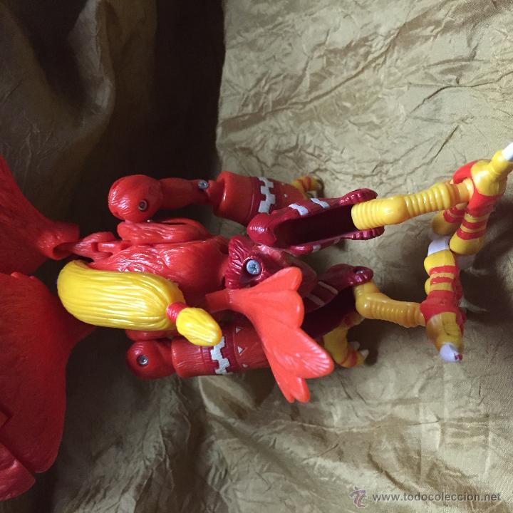 Figuras y Muñecos Transformers: Muñeco transformer - Foto 4 - 52934491