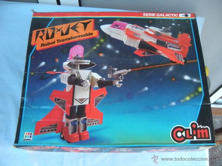ROBOT TRANSFORMABLE ROYET DE CLIM (Juguetes - Figuras de Acción - Transformers)