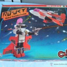 Figuras y Muñecos Transformers: ROBOT TRANSFORMABLE ROYET DE CLIM. Lote 53683621