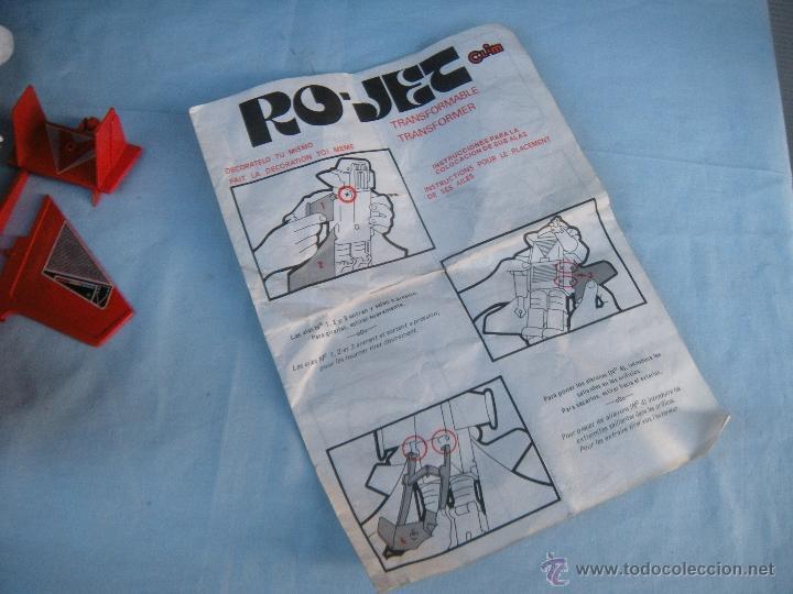 Figuras y Muñecos Transformers: ROBOT TRANSFORMABLE ROYET DE CLIM - Foto 4 - 53683621