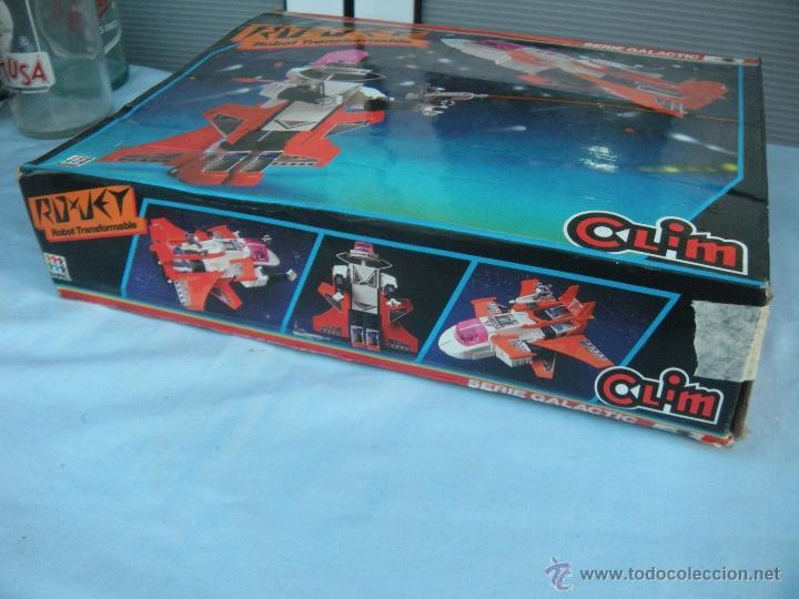 Figuras y Muñecos Transformers: ROBOT TRANSFORMABLE ROYET DE CLIM - Foto 7 - 53683621