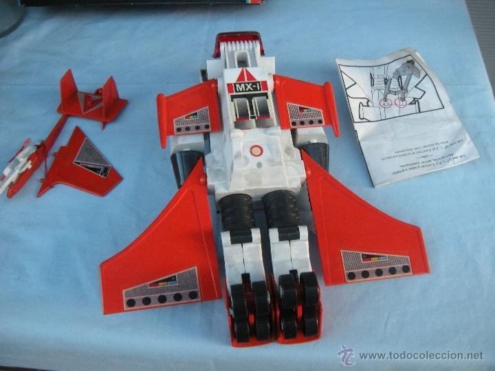 Figuras y Muñecos Transformers: ROBOT TRANSFORMABLE ROYET DE CLIM - Foto 9 - 53683621