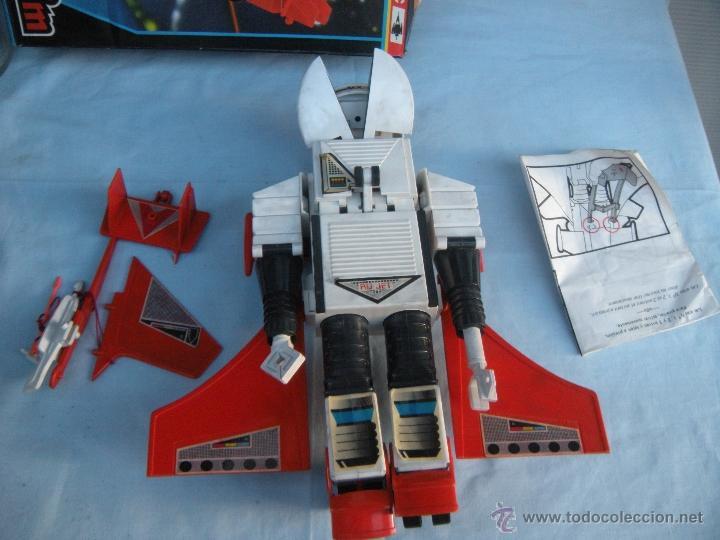 Figuras y Muñecos Transformers: ROBOT TRANSFORMABLE ROYET DE CLIM - Foto 11 - 53683621