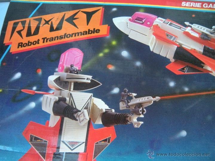 Figuras y Muñecos Transformers: ROBOT TRANSFORMABLE ROYET DE CLIM - Foto 12 - 53683621