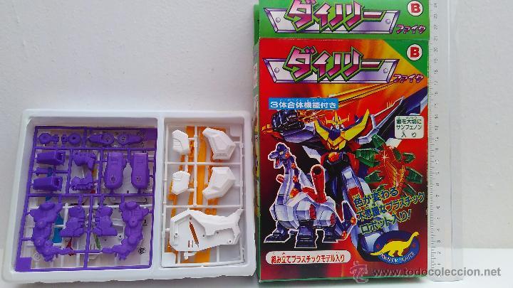 TRANSFORMERS TRANSFORMER VINTAGE PIEZAS PARA ARMAR EN SU CAJA SIN ESTRENAR (Juguetes - Figuras de Acción - Transformers)