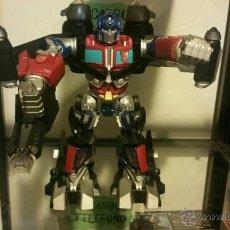 Figuras y Muñecos Transformers: TRANSFORMER GRANDE OPTIMÚS PRIME. Lote 54540814