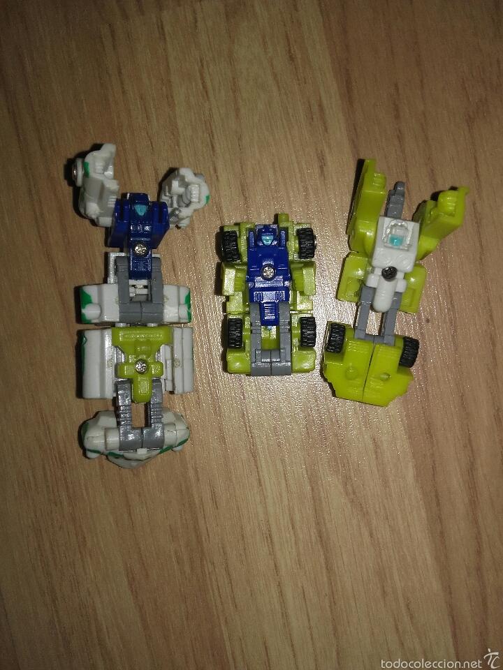 Figuras y Muñecos Transformers: Transformers miniatura antiguos - Foto 2 - 54567712