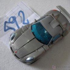 Figuras y Muñecos Transformers: COCHE DEPORTIVO TRANSFORMERS. Lote 54591042