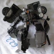 Figuras y Muñecos Transformers: TRANSFORMERS COCHE GRAN TAMAÑO. Lote 55334243